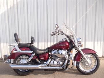 2004 HONDA VT750D SHADOW AERO