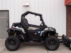 2017 POLARIS ACE 900 XC EPS WINCH AND PLOW