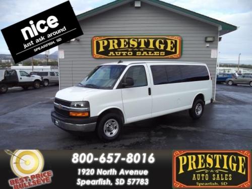 2018 Chevrolet Express Passenger