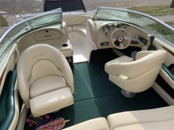 2001 SEA RAY 190 SIGNATURE BOW RIDER