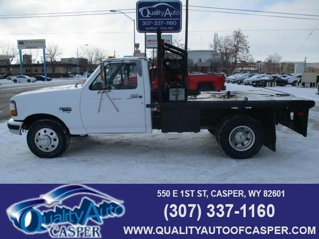 1997 FORD F-350 CHASSIS