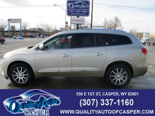 2017 BUICK ENCLAVE-LEATHER