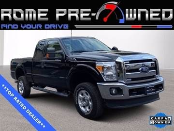 2016 Ford Super Duty F-250 SRW