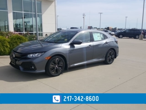 2019 Honda Civic Hatchback