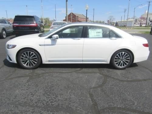 2020 Lincoln Continental