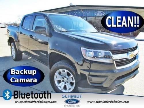 2020 Chevrolet Colorado