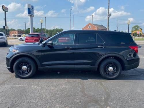 2021 Ford Police Interceptor Utility
