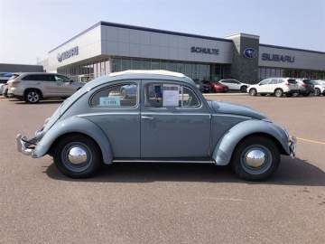 1959 VOLKSWAGEN NEW BEETLE COUPE