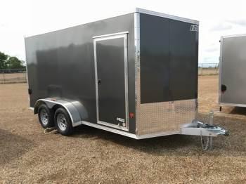 2018 EZ HAULER 7x14ft Enclosed