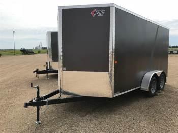 2018 AERO 7x14ft Enclosed