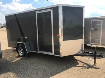 2018 AERO 6x12ft Enclosed