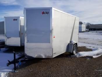 2019 AERO 6x10ft Enclosed
