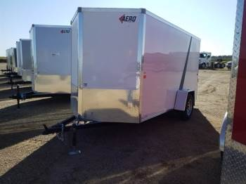2019 AERO 6x12ft Enclosed
