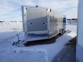 2019 EZ HAULER 7.5x22ft Enclosed Snow Trailer