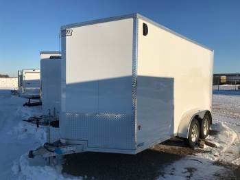2019 EZ HAULER 7x14ft Extra Height Enclosed
