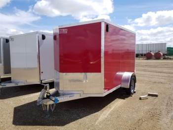 2019 EZ HAULER 6x10ft Enclosed
