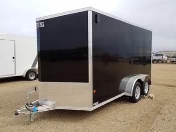 2019 EZ HAULER 7x14ft Enclosed