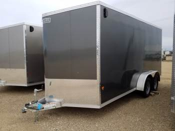 2019 EZ HAULER 7x16ft Enclosed