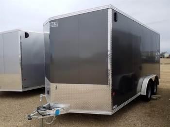 2019 EZ HAULER 7.5x16ft Enclosed
