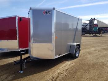 2019 Aero 5x10ft Enclosed