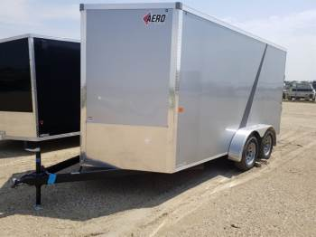 2019 Aero 7x14ft Demo Enclosed