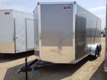 2019 Aero 7x16ft Enclosed