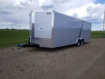 2019 Aero 8.5x24ft Enclosed