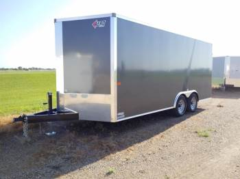 2019 Aero 8.5x18ft Enclosed