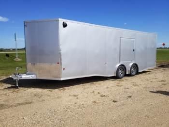 2020 EZ HAULER 8.5x24ft Enclosed Car Hauler
