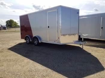 2020 EZ HAULER 7.5x16ft Enclosed