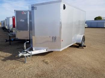 2020 EZ HAULER 6x12ft Enclosed