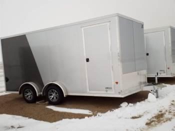 2020 EZ HAULER 7.5x16ft Enclosed