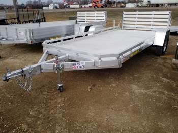 "2021 ALUMA 78""x14ft Bifold Utility"