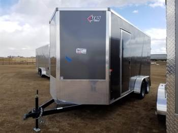 2020 Aero 7x16ft UTV Enclosed