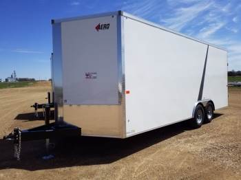 2020 Aero 8.5x20ft Enclosed