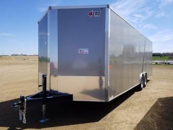 2020 Aero 8.5x24ft Enclosed