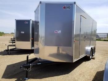 2020 Aero 7.5x16ft Enclosed