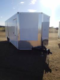 2021 . 8.5X20FT ENCLOSED