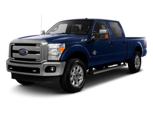 2012 Ford Super Duty F-250 XL