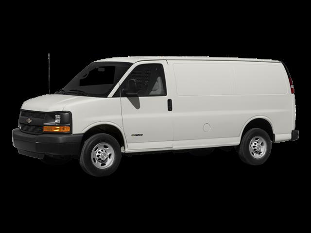2014 Chevrolet Express Cargo Van Work Van