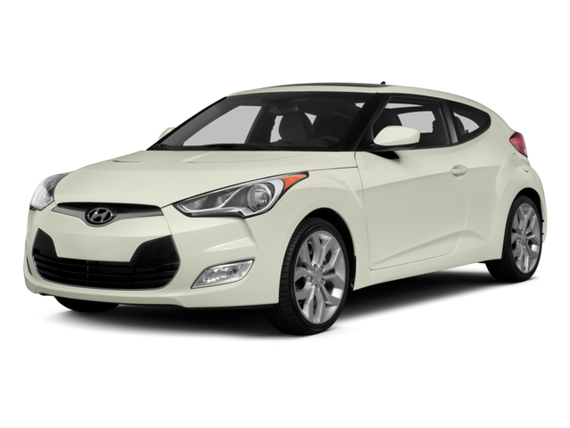 2015 Hyundai Veloster Base 3dr Coupe