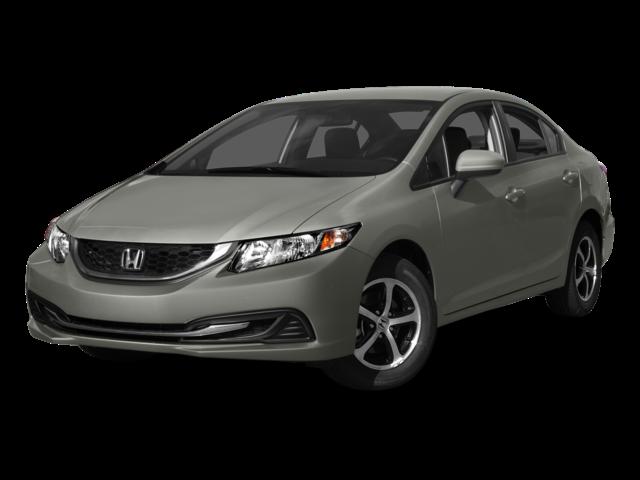 2015 Honda Civic Sedan SE