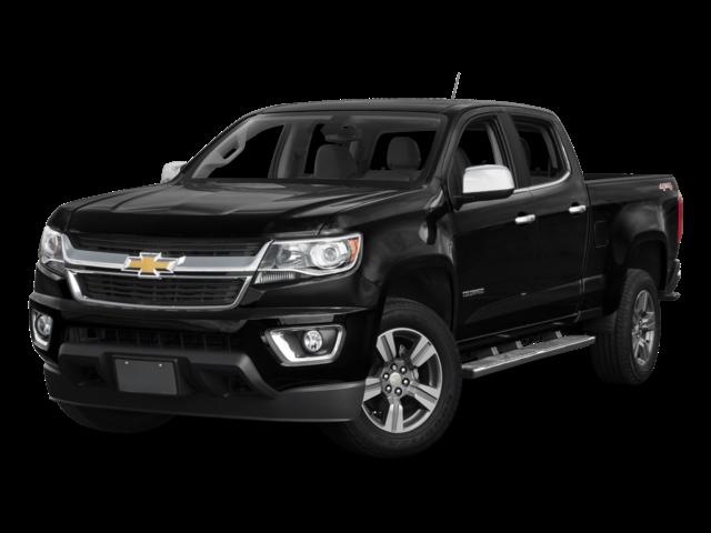 2016 Chevrolet Colorado 4WD LT