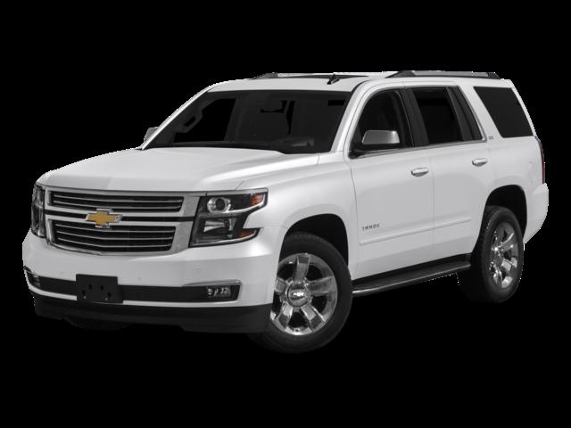 2016 Chevrolet Tahoe LTZ