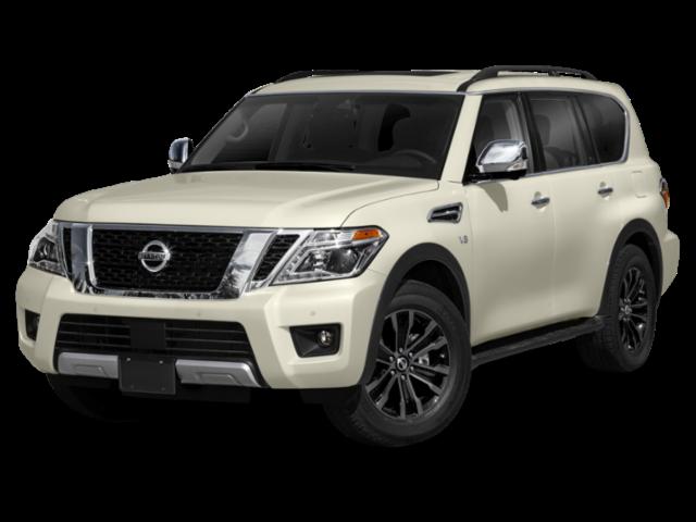 2018 Nissan Armada Platinum