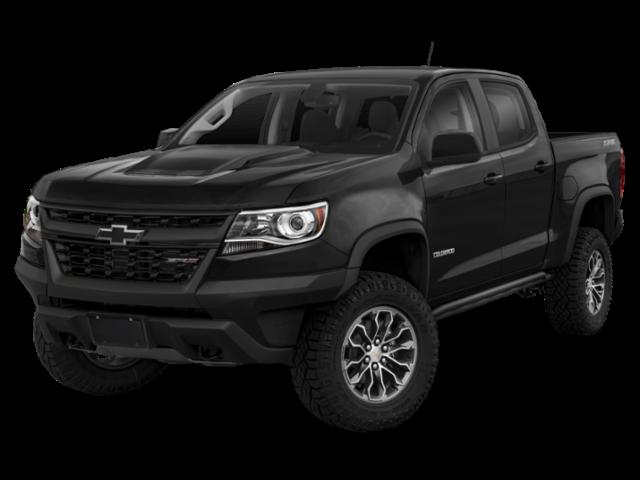 2018 Chevrolet Colorado 4WD ZR2