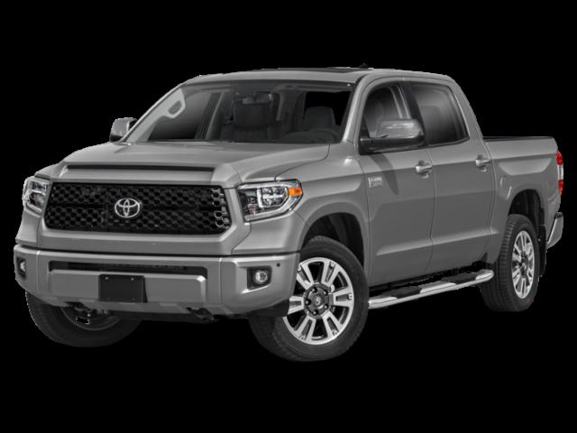 2019 Toyota Tundra 4WD Platinum