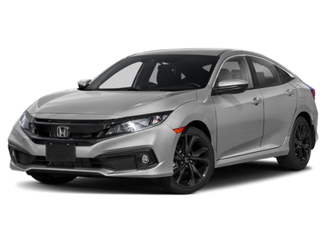 2019 Honda Civic Sedan Sport