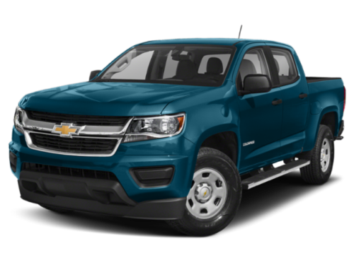 2020 Chevrolet Colorado 4WD LT