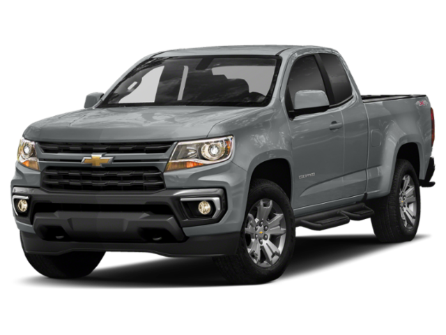 2021 Chevrolet Colorado 4WD Z71